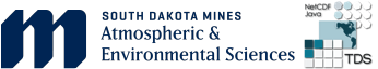 SD Mines Atmospheric and Environmental Sciences